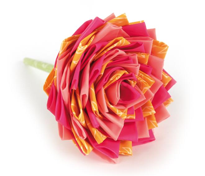 queentape fleur rose