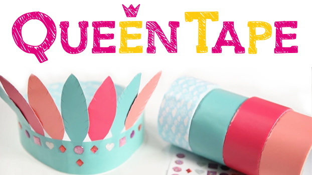 video tutorial Queentape