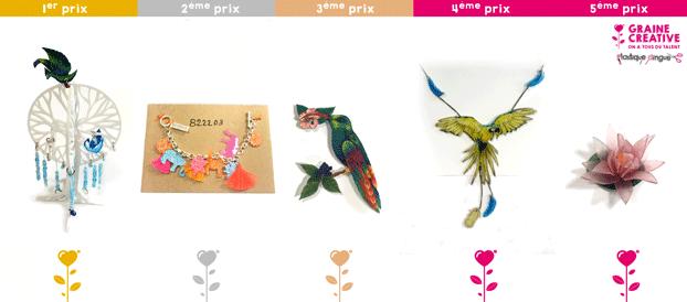 Concours Plastique Dingue, catégorie adultes